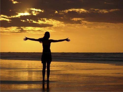 唯美英文句子:没有一颗心会因追求梦想受伤